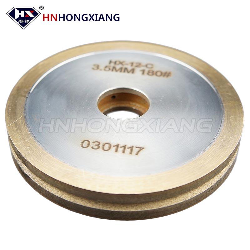 圆弧玻璃金刚石砂轮(PE)